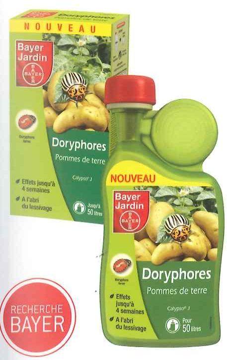 Doryphores pommes de terre - Produit contre les araignees ...